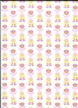 Happy World Wallpaper Vintage All Over HPY17545107 HPY 1754 51 07 By Casadeco